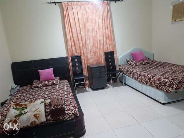 Bed room/ bed space for wokring ladies