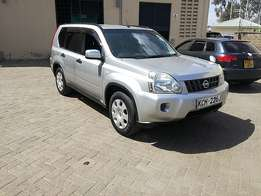Nissan X-Trail 4wd optional