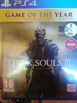 Dark Souls 3 GOTY ps4 for sale