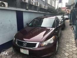 Honda Accord 2009 Neatly used