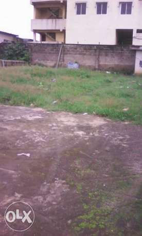 Fenced and Dry Plot of Land at Idimu Ejigbo Estate. CofO 8m 9m and 10m Lagos Mainland - image 1