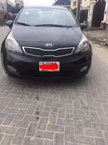 Kia Rio 2014 bought brand new for sale with automatic transmission