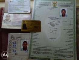 young and exprienced zimbabwean driver