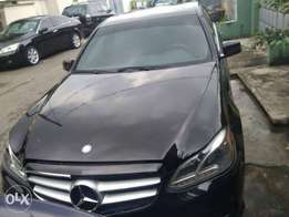 Clean Tokunbo 2014 Mercedes Benz E350