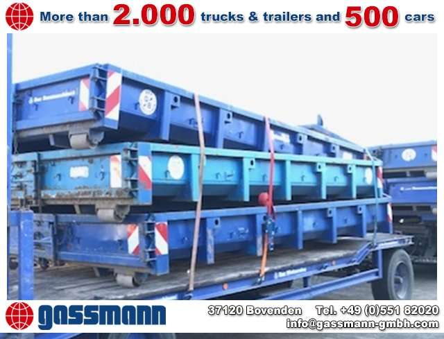 Pph Konmet Ar45040 City-abrollcontainer Ca. 4m³ - 2003