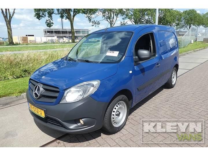 Mercedes-Benz CITAN 108 CDI lang - 2013