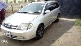 Very clean toyota fielder