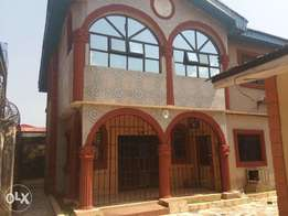 5 bedroom duplex and 4 bedroom bungalow at Benin City, country home