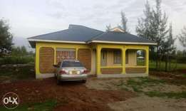 2BR house for sale in kibos with own compound