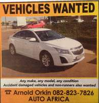 TOYOTAS WANTED,any model,any condition,best prices guaranteed