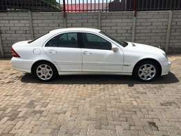 2005 Mercedes-Benz C-Class C200k Avantgarde For sale
