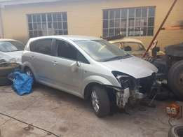 Toyota Verso Striping for Spares