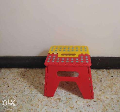 Fold able Plastic stand