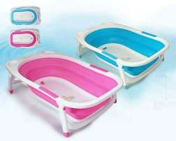 Foldable tub