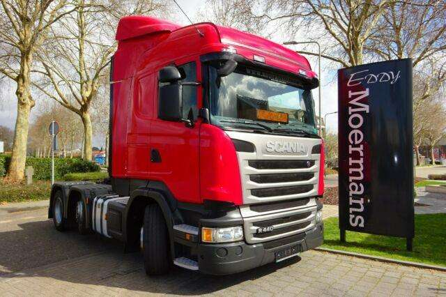 Scania R440 Highline / Streamline 6x2/4 Twinsteer - 2013