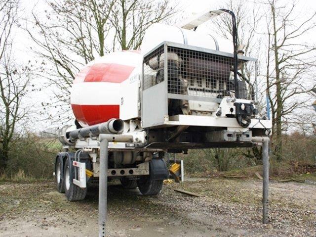 Andere De Buf BM 09 30 2 De Buf BM 09 30 2 Betonmischer ca. - 2012