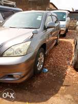 Toyota harrier on sale