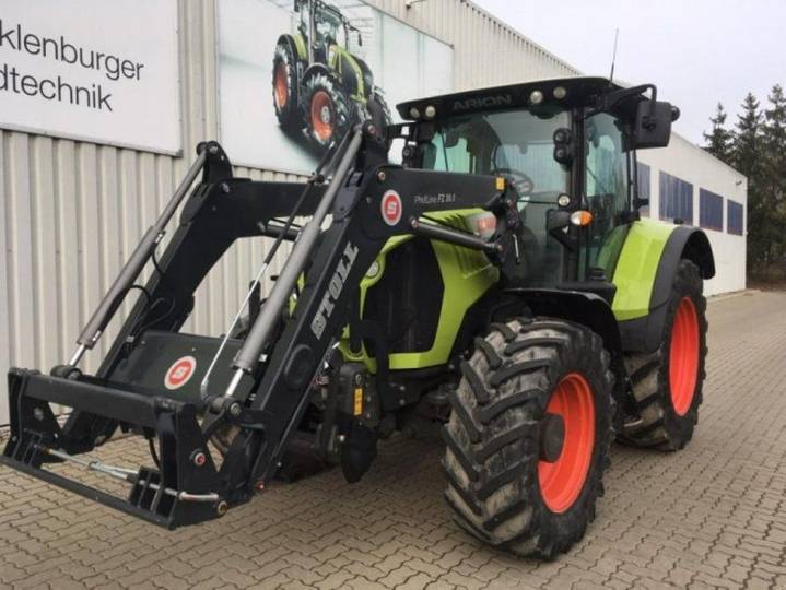 Claas arion 530 cmatic - 2015 - image 7