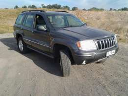 Jeep grand cherokee overland limited edition 2.7 crdi diesel