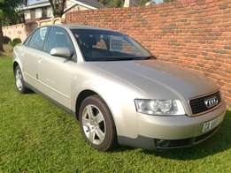 Call Haroon on 2004 Audi A4 2.0 Executive