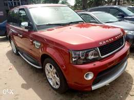 2008 to 2012 Range Rover sport Autobiography