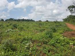 3acres in namugongo-nakagere at 70m each with ready land title