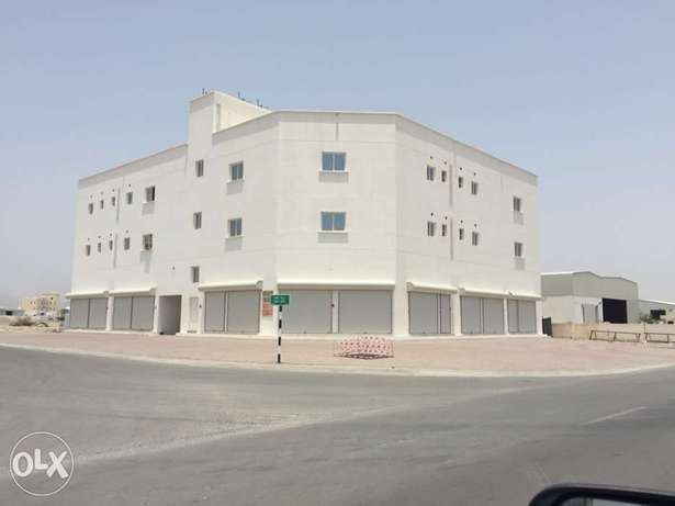 Shops and offices in Misfa Industerial bousher