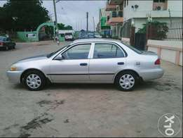 2002 Toyota corolla saloon for sell R16,000