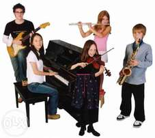 musical instruments coaching
