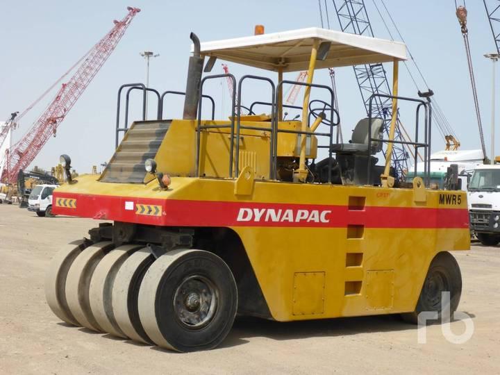 Dynapac CP271 9 Wheel Pneumatic - 1979