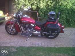 Yamaha Xvs 1100 for sale or to swop for bakkie
