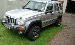2005 Jeep Cherokee with ford V6 Engine