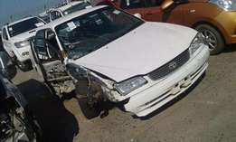 Autoworx is now stripping Toyota corolla 1.60i gle 2002