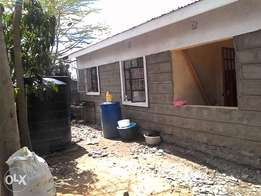 A3 bedroom bungalow for sale in new valley area kitengela