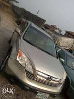 Neatly used Honda CRV still top condition nothing to fix