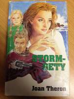 Joan Theron - Stormgety (1992)