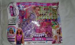 Happy Girl Barbie