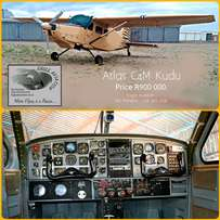 Atlas Kudu Aircraft for Sale