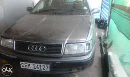 Audi 500SE 1993 reeuced to R10 000