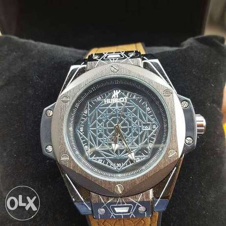 Hublot Leather wristwatch Oshodi - image 1