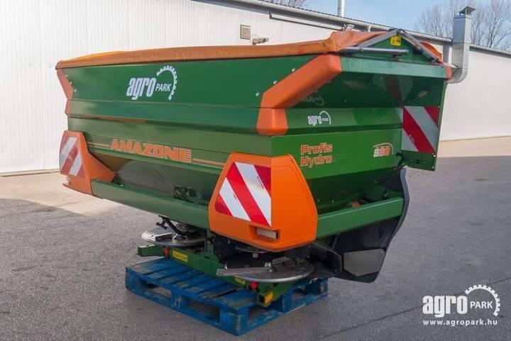 Amazone Za-m 3001 Profis Hydro, 3000l Broadcaster, Hydraul - 2012