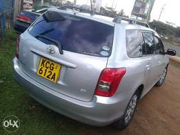 Toyota fielder kcg petrol engine auto very nice and cln cc1500