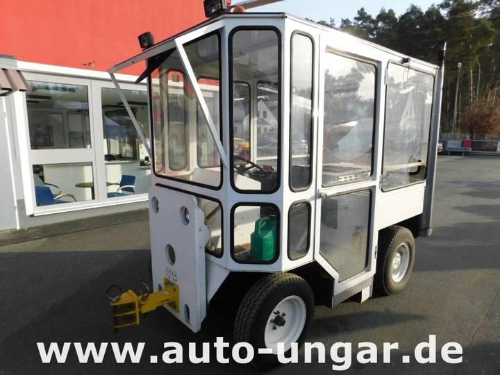 Psi X3wt 3000lb Tronair Kupplung Logistik Gepäck