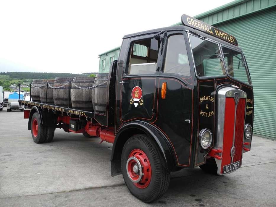Maudslay Mogull 111 Platform Truck - 2017