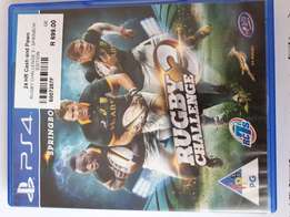 Rugby challenge 3 ps4 game
