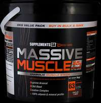 SSA Massive muscle (mass builder)