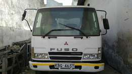 Fuso fighter tipper
