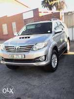 Toyota Fortuner D4D Manual for sale