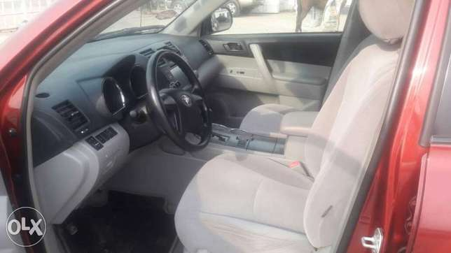 Registered Toyota Highlander - 2008 Oshodi/Isolo - image 6