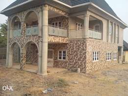 A 5-Bedroom Duplex available for Rent in Lokoja, kogi state